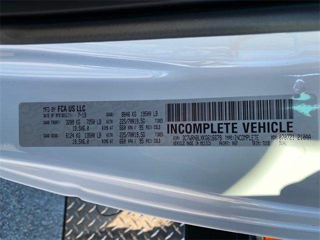 2019 Ram 5500 Regular Cab DRW 4x4, Knapheide Contractor Body #40851 - photo 21