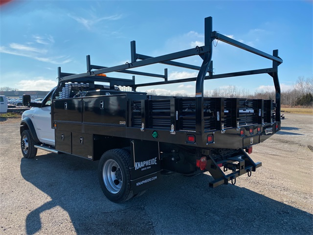 2019 Ram 5500 Regular Cab DRW 4x4, Knapheide Contractor Body #40851 - photo 2