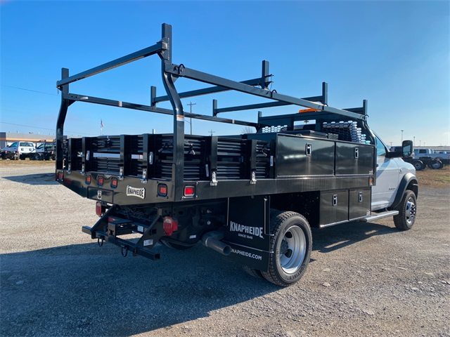 2019 Ram 5500 Regular Cab DRW 4x4, Knapheide Contractor Body #40851 - photo 8
