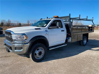 2019 Ram 5500 Regular Cab DRW 4x4, Knapheide Contractor Body #40851 - photo 4