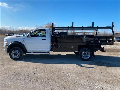 2019 Ram 5500 Regular Cab DRW 4x4, Knapheide Contractor Body #40851 - photo 5