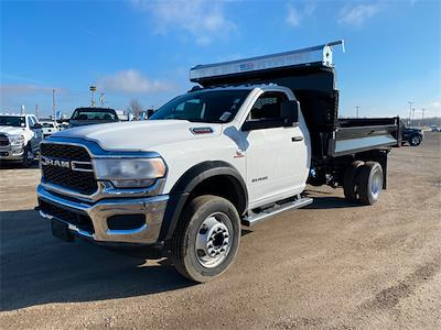2020 Ram 5500 Regular Cab DRW 4x4, Knapheide Drop Side Dump Body #50128 - photo 4