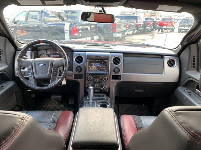 2014 F-150 SuperCrew Cab 4x4, Pickup #50146A - photo 14