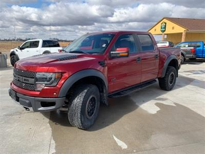 2014 F-150 SuperCrew Cab 4x4, Pickup #50146A - photo 4