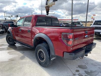 2014 F-150 SuperCrew Cab 4x4, Pickup #50146A - photo 5