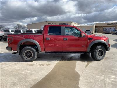 2014 F-150 SuperCrew Cab 4x4, Pickup #50146A - photo 7