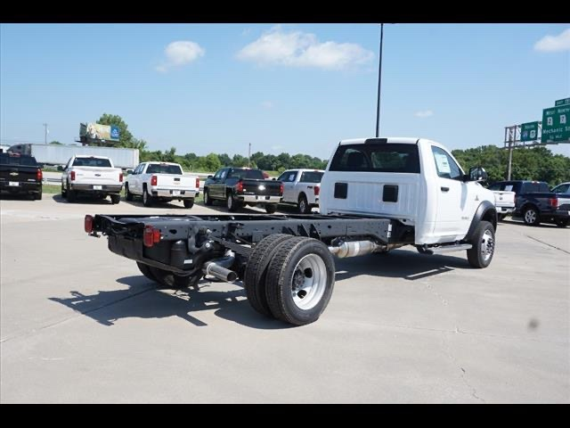2020 Ram 5500 Regular Cab DRW 4x4, Cab Chassis #50209 - photo 1