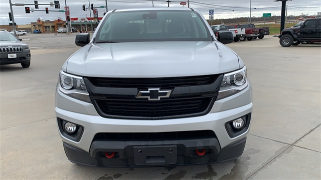 2019 Chevrolet Colorado Crew Cab 4x4, Pickup #50231A - photo 3