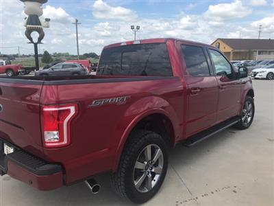 2017 Ford F-150 SuperCrew Cab 4x4, Pickup #50308A - photo 6