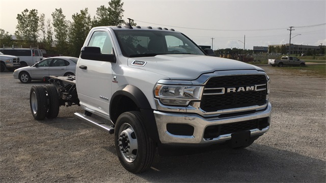 2020 Ram 5500 Regular Cab DRW 4x4, Cab Chassis #50334 - photo 1