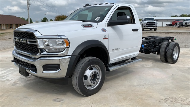 2020 Ram 5500 Regular Cab DRW 4x4, Cab Chassis #50342 - photo 4