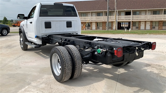 2020 Ram 5500 Regular Cab DRW 4x4, Cab Chassis #50342 - photo 7