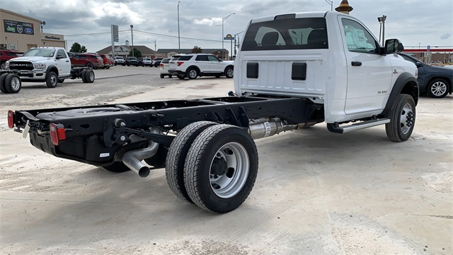2020 Ram 5500 Regular Cab DRW 4x4, Cab Chassis #50342 - photo 2