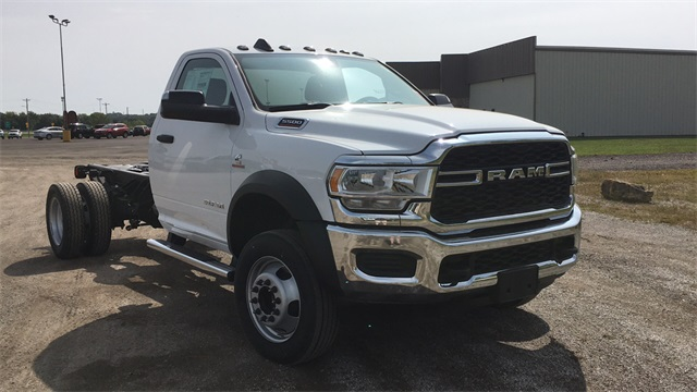 2020 Ram 5500 Regular Cab DRW 4x4, Cab Chassis #50344 - photo 1