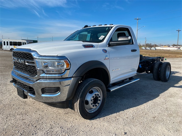 2020 Ram 5500 Regular Cab DRW 4x4, Cab Chassis #50356 - photo 4