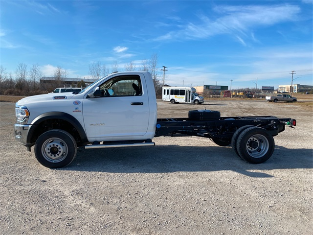 2020 Ram 5500 Regular Cab DRW 4x4, Cab Chassis #50356 - photo 5