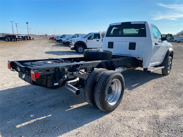 2020 Ram 5500 Regular Cab DRW 4x4, Cab Chassis #50356 - photo 2