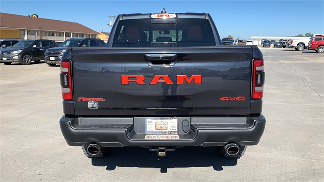2019 Ram 1500 Crew Cab 4x4, Pickup #50454B - photo 8