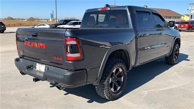 2019 Ram 1500 Crew Cab 4x4, Pickup #50454B - photo 2