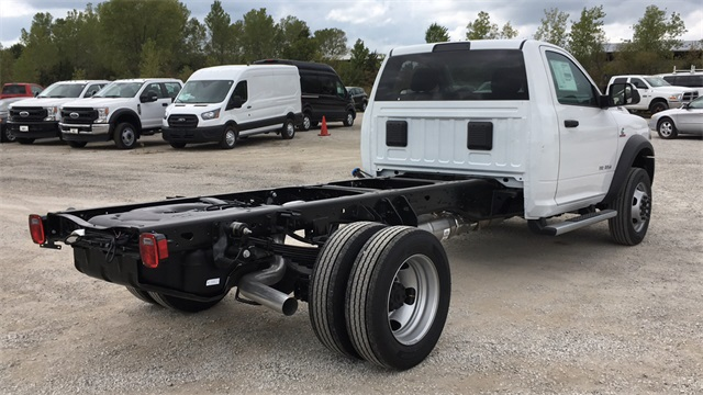 2020 Ram 5500 Regular Cab DRW 4x2, Cab Chassis #50508 - photo 1