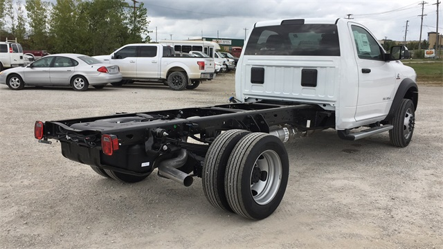 2020 Ram 5500 Regular Cab DRW 4x2, Cab Chassis #50509 - photo 1