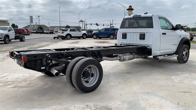 2020 Ram 5500 Regular Cab DRW 4x2, Cab Chassis #50512 - photo 1