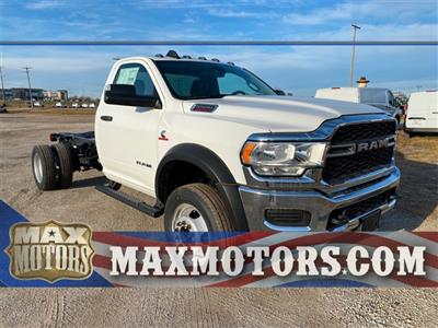2020 Ram 5500, Cab Chassis