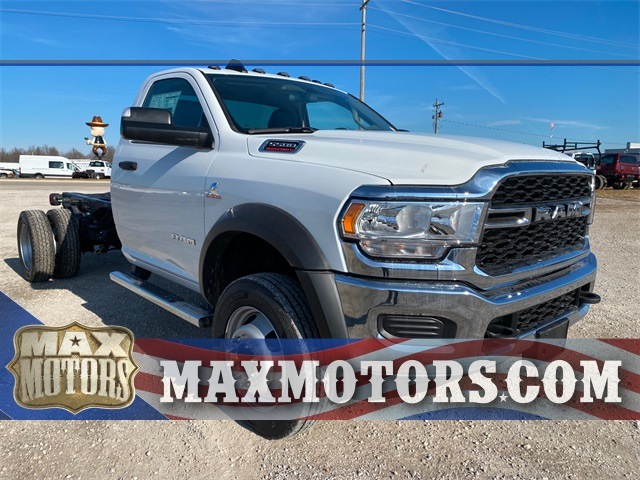 2020 Ram 5500 Regular Cab DRW 4x4, Cab Chassis #50588 - photo 1