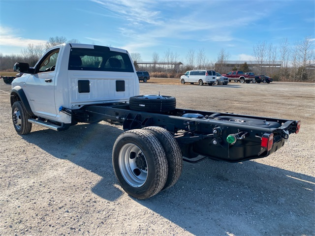 2020 Ram 5500 Regular Cab DRW 4x4, Cab Chassis #50588 - photo 7