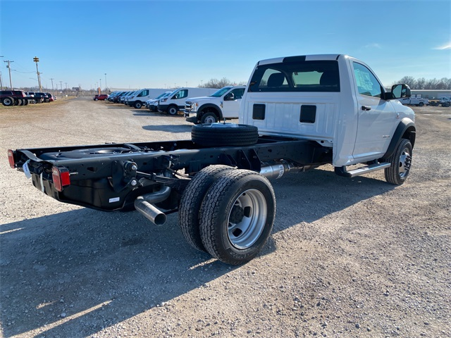 2020 Ram 5500 Regular Cab DRW 4x4, Cab Chassis #50588 - photo 2