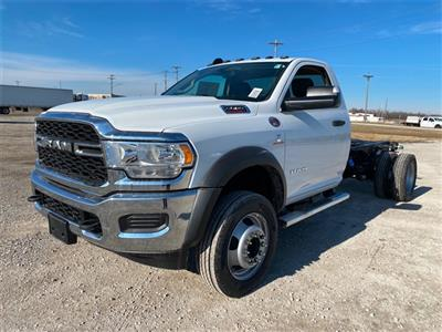 2020 Ram 5500 Regular Cab DRW 4x4, Cab Chassis #50588 - photo 4