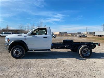 2020 Ram 5500 Regular Cab DRW 4x4, Cab Chassis #50588 - photo 5