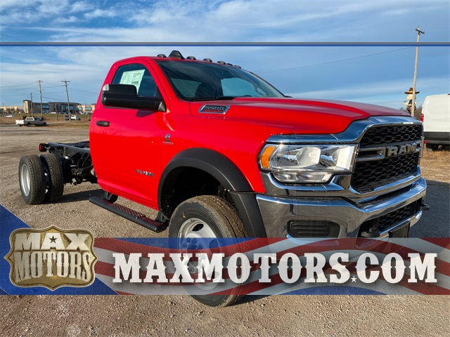 2020 Ram 5500 Regular Cab DRW 4x4, Cab Chassis #50646 - photo 1