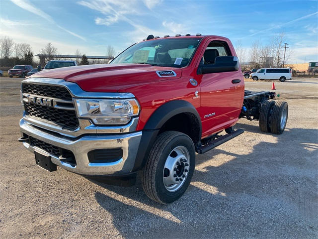 2020 Ram 5500 Regular Cab DRW 4x4, Cab Chassis #50646 - photo 4