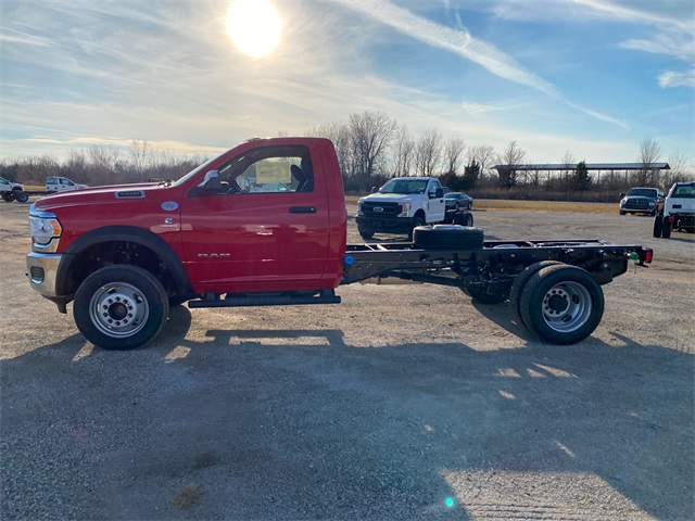 2020 Ram 5500 Regular Cab DRW 4x4, Cab Chassis #50646 - photo 5