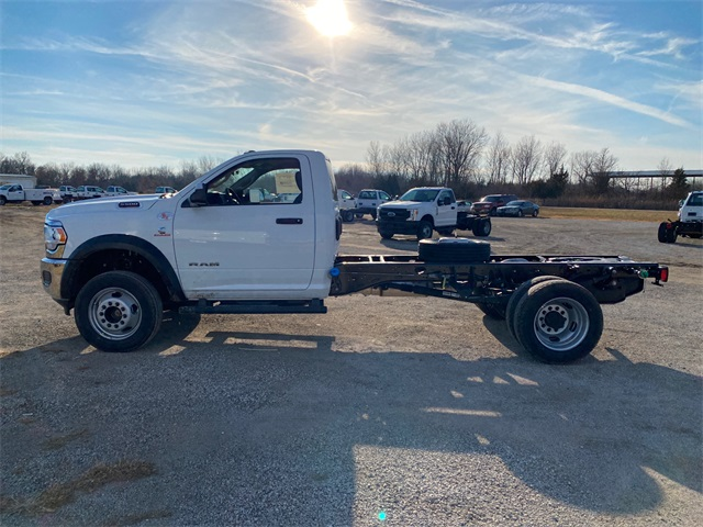 2020 Ram 5500 Regular Cab DRW 4x4, Cab Chassis #50688 - photo 5
