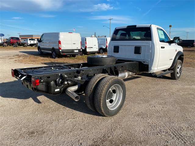 2020 Ram 5500 Regular Cab DRW 4x4, Cab Chassis #50688 - photo 2
