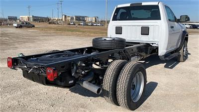 2020 Ram 5500 Regular Cab DRW 4x4, Cab Chassis #50698 - photo 2