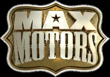 Max Motors Ram of Butler logo