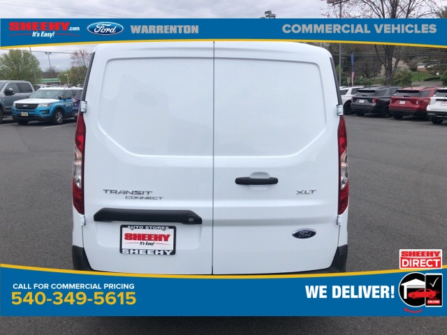 2020 Ford Transit Connect, Empty Cargo Van #Y468573 - photo 7