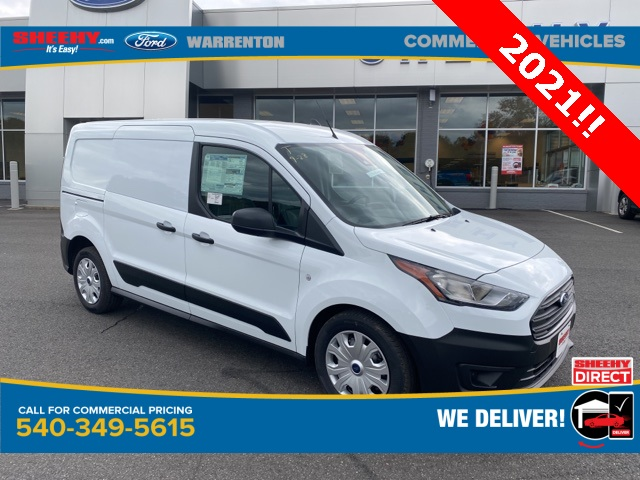 2021 Ford Transit Connect, Empty Cargo Van #Y486603 - photo 1