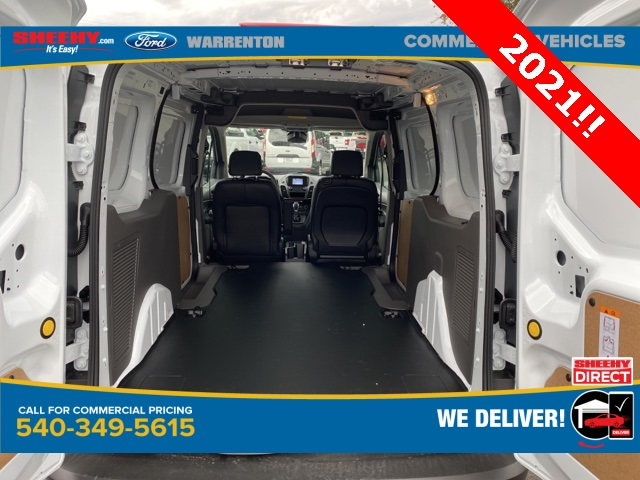 2021 Ford Transit Connect, Empty Cargo Van #Y486603 - photo 2