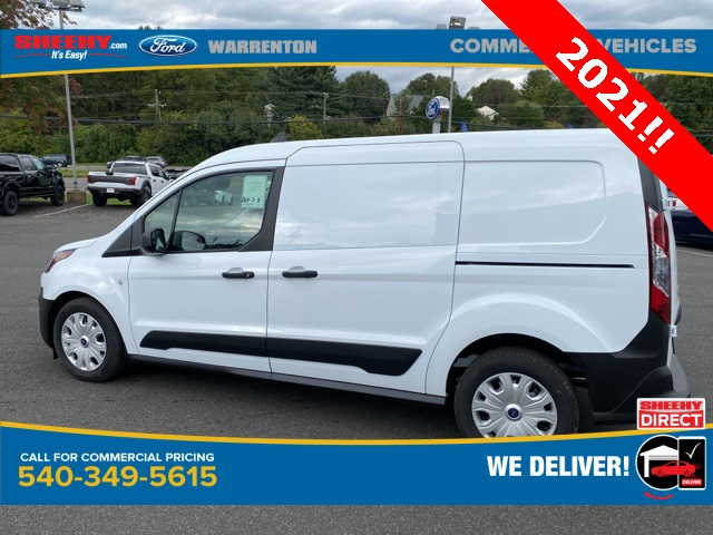 2021 Ford Transit Connect, Empty Cargo Van #Y486603 - photo 8