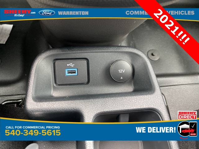 2021 Ford Transit Connect, Empty Cargo Van #Y486604 - photo 10