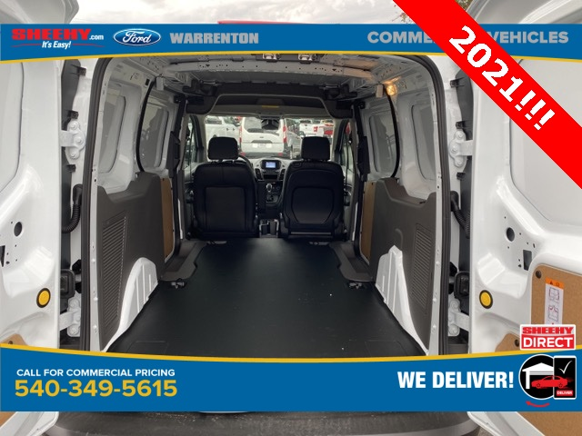 2021 Ford Transit Connect, Empty Cargo Van #Y486604 - photo 2