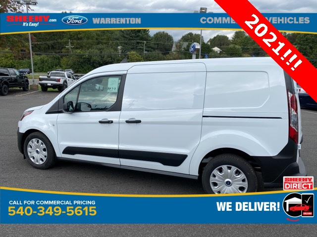 2021 Ford Transit Connect, Empty Cargo Van #Y486604 - photo 8