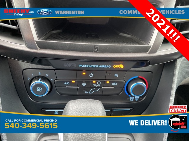 2021 Ford Transit Connect, Empty Cargo Van #Y486604 - photo 9