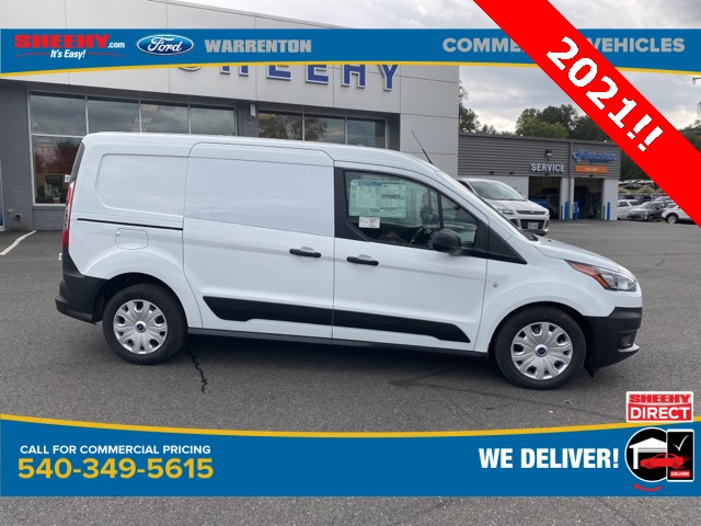 2021 Ford Transit Connect, Empty Cargo Van #Y486606 - photo 4
