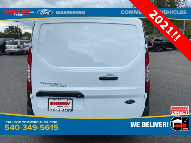 2021 Ford Transit Connect, Empty Cargo Van #Y486607 - photo 7