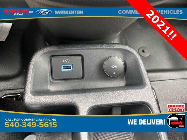 2021 Ford Transit Connect, Empty Cargo Van #Y486607 - photo 8
